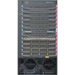 513-E - Switch - desktop, rack-mountable - refurbished - WS-C6513-E-RF