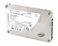 HP 20GB Single-Level Cell (SLC) SATA 3Gb/s 2.5-inch Solid State Drive - 678348-001